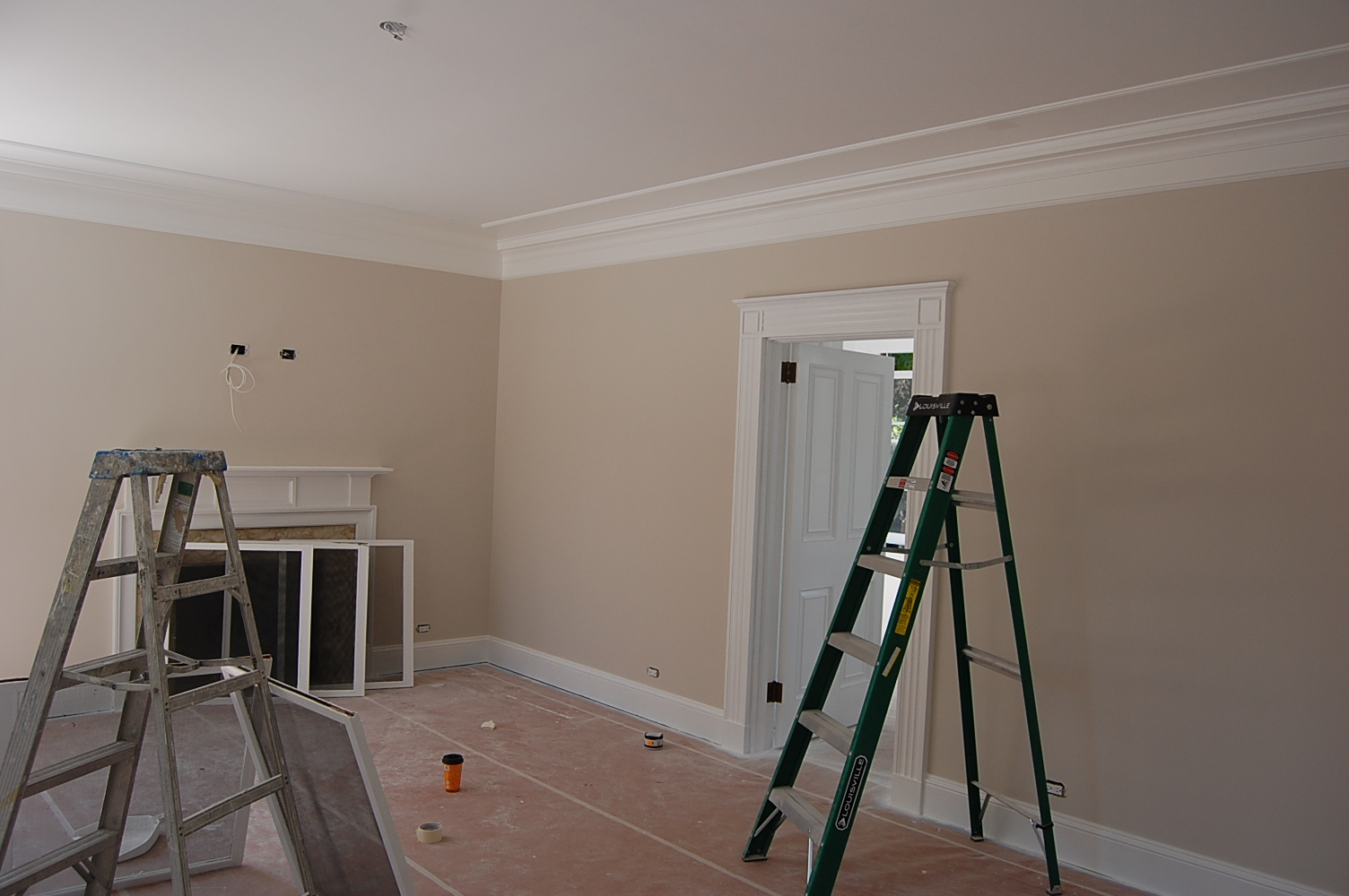 Additional photos interior house painting inc blog for Peinture pour chambre