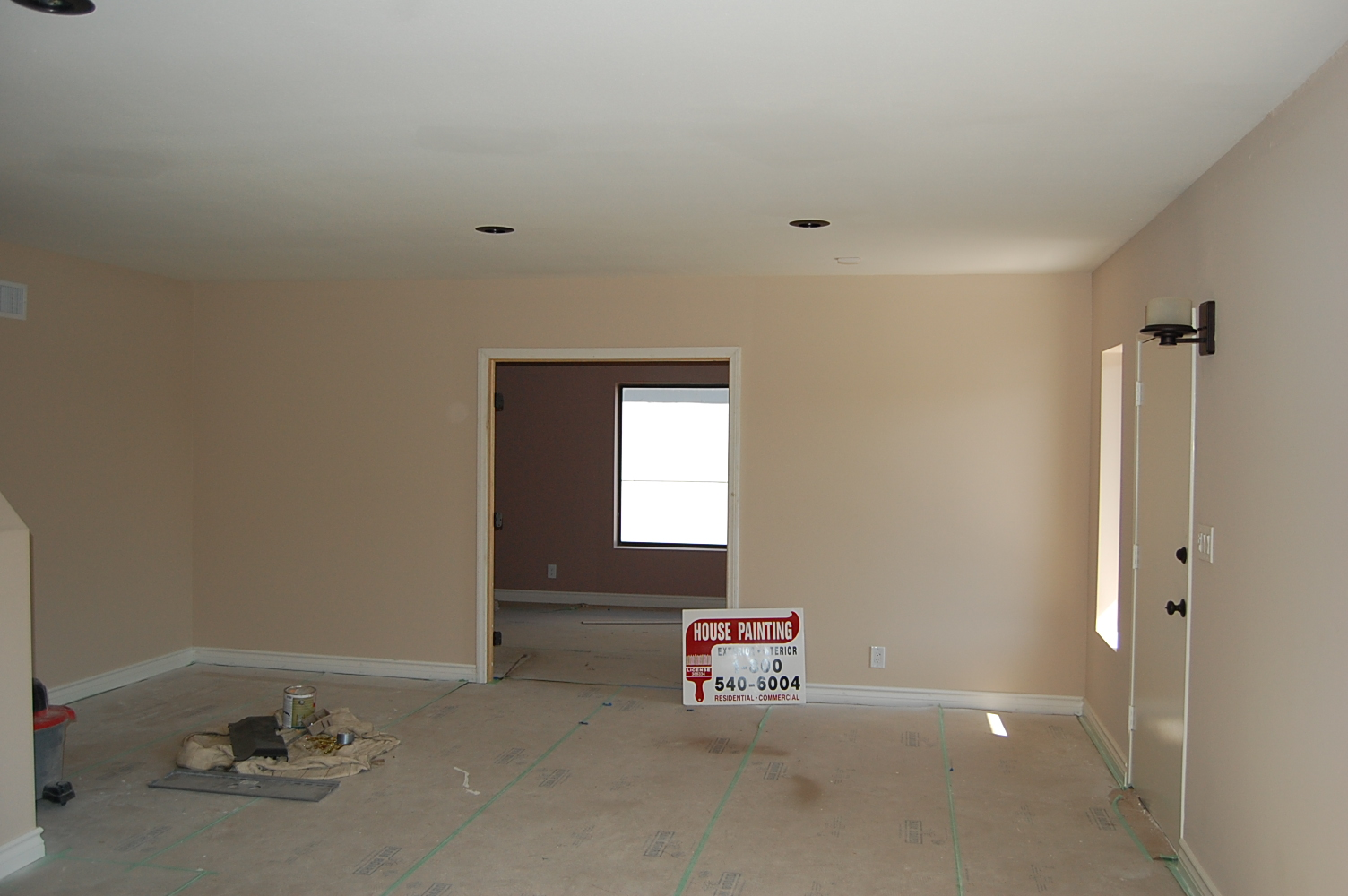 Interior Painting Master Bedroom