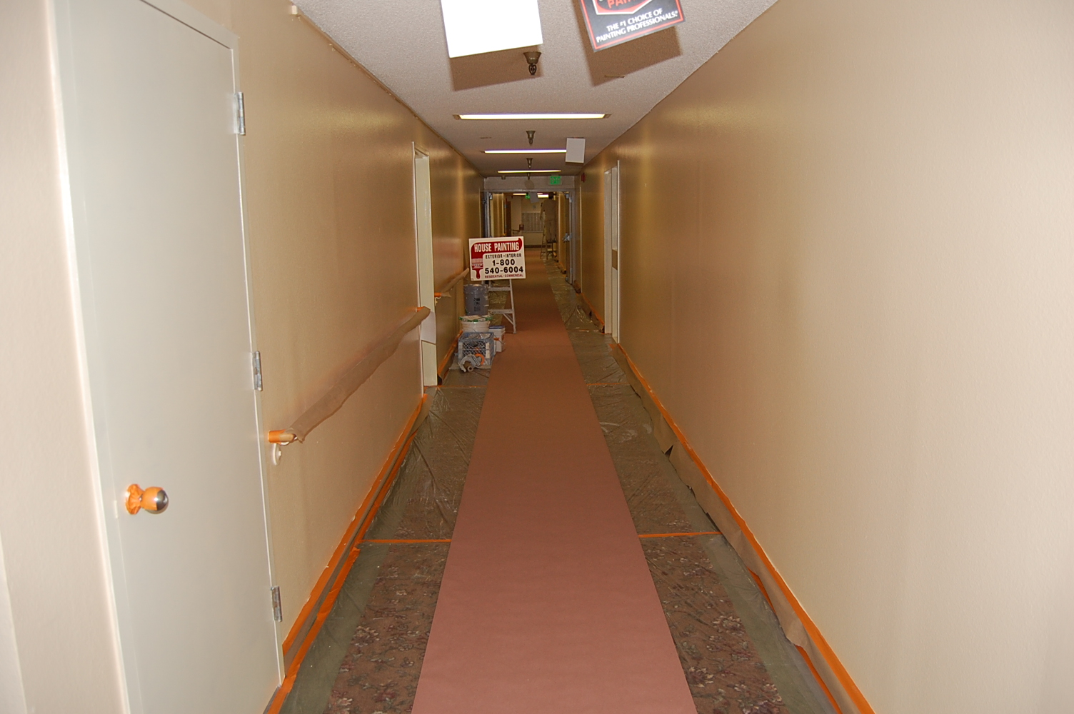 Interior painting contractors house painting inc blog for Interior contractors