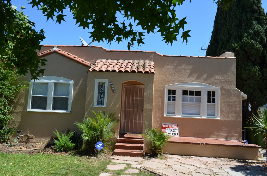 CA 91207 by House Painting Inc Glendale painting contractors « House ...