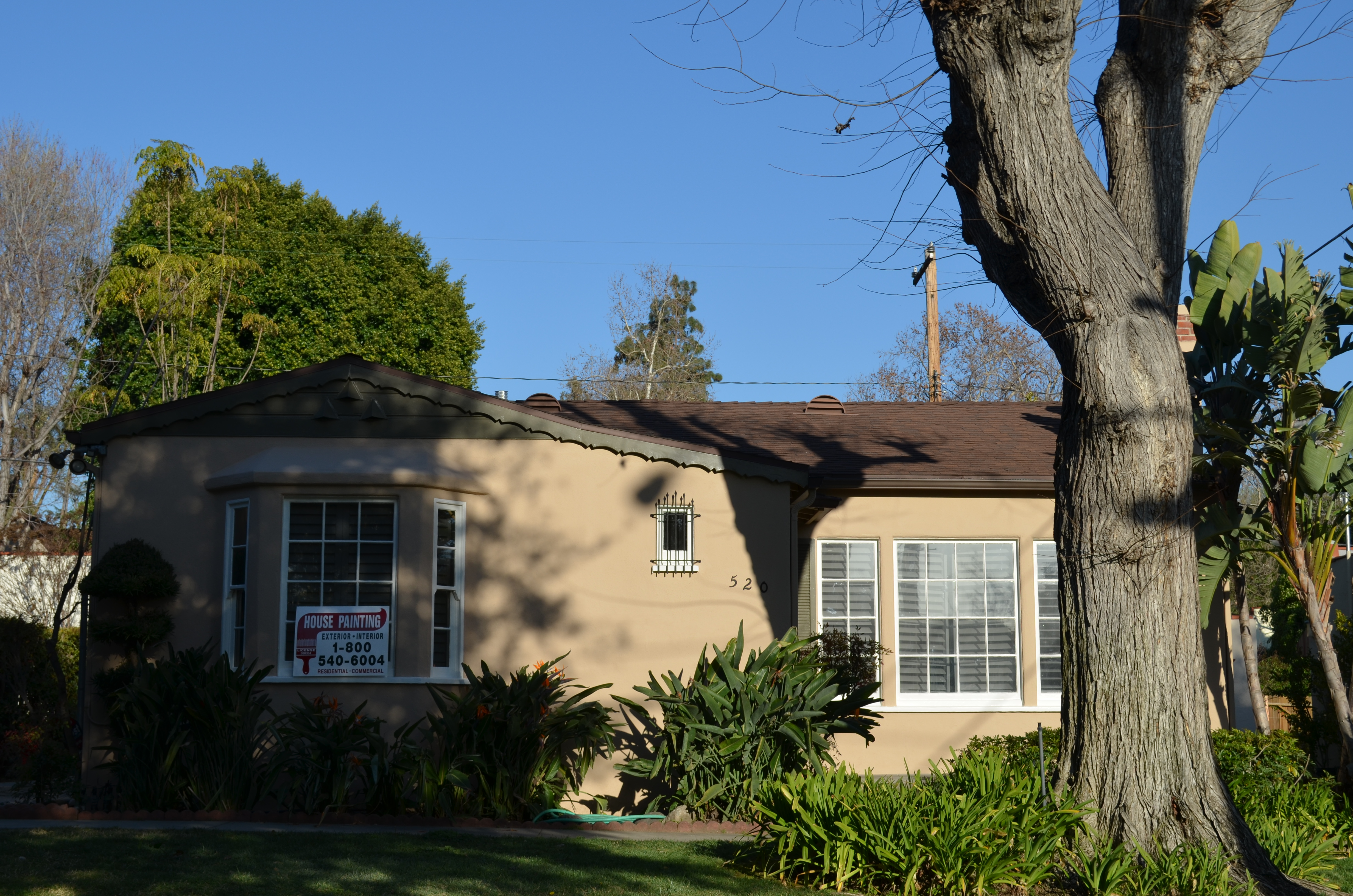 Home interior painter glendale by house painting inc for Glendale house