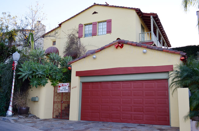 Finished Exterior Painting Of A House In Eagle Rock