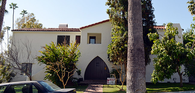 Finished Exterior House in Manhattan Beach