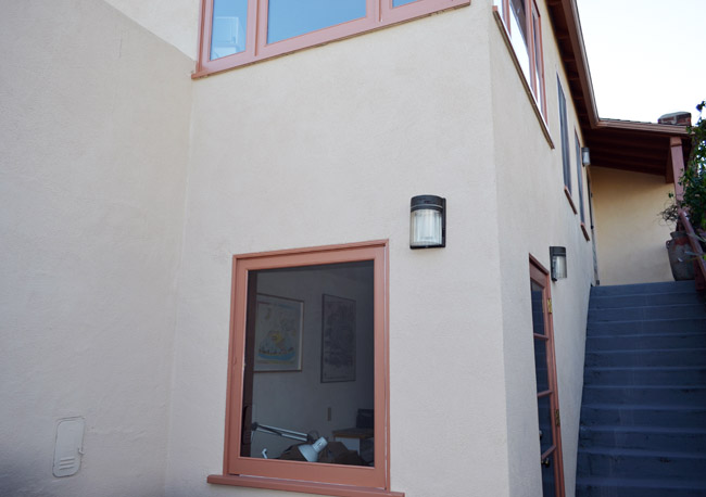 Finished Exterior House in Playa Del Rey 90293