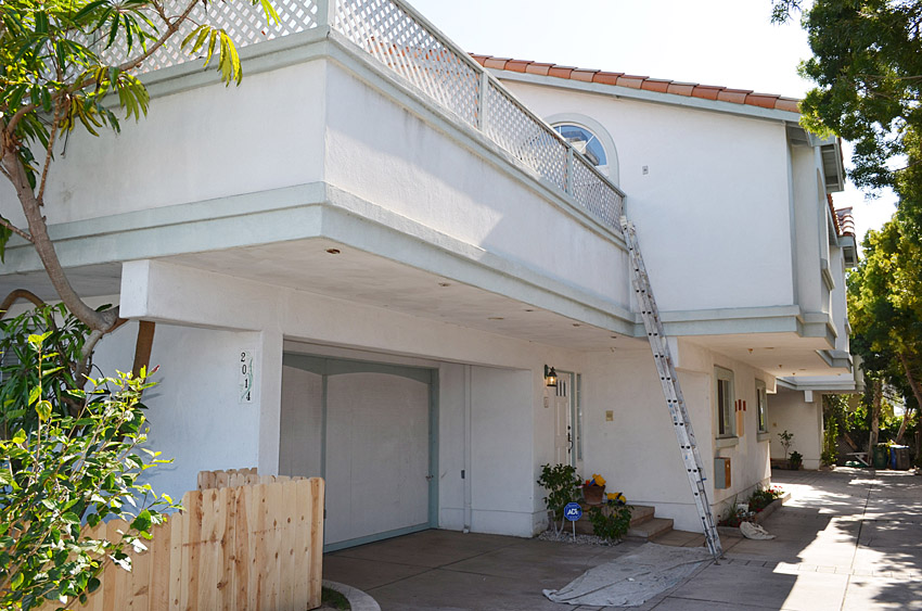 Finished Exterior House in Rosemead