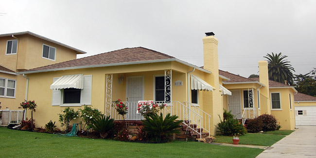 Finished Exterior House in Torrance