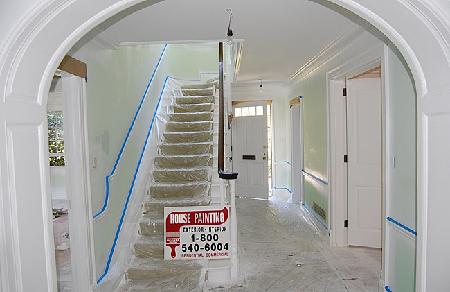 Interior Painting in Stevenson Ranch